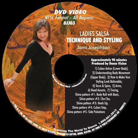 LADIES TECHNIQUE AND